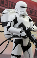 Star Wars : The Force Awakens - First Order Flametrooper