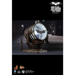 Bat-Signal à LED avec boîte vide John Blake & Jim Gordon (Bronze)