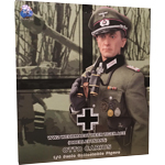 Wehrmacht Heer Tiger Ace - Oberleutnant Otto Carius (Standard Version)