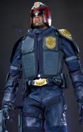 Heavy Armoured Special Cop (Blue Style Version)