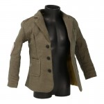 Veste de costume (Marron)