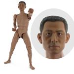 PLA counterattack Nude Body
