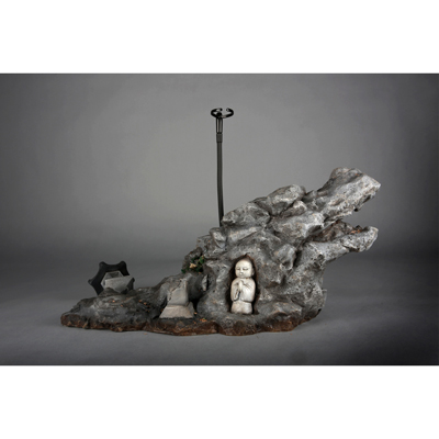 Series Of Empires - Dragon Rock Of Okehazama Scene Platform