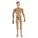 IDF Paratrooper nude body