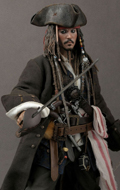 Pirates Of The Caribbean : On Stranger Tides - Captain Jack Sparrow (Special Edition)