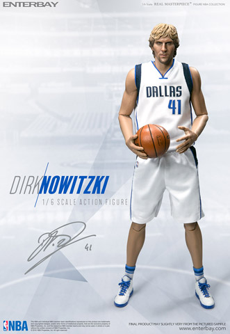 NBA Collection - Dirk Nowitzki