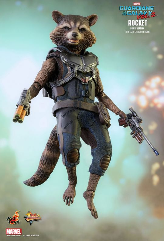 Guardians Of The Galaxy Vol. 2 - Rocket (Deluxe Version)