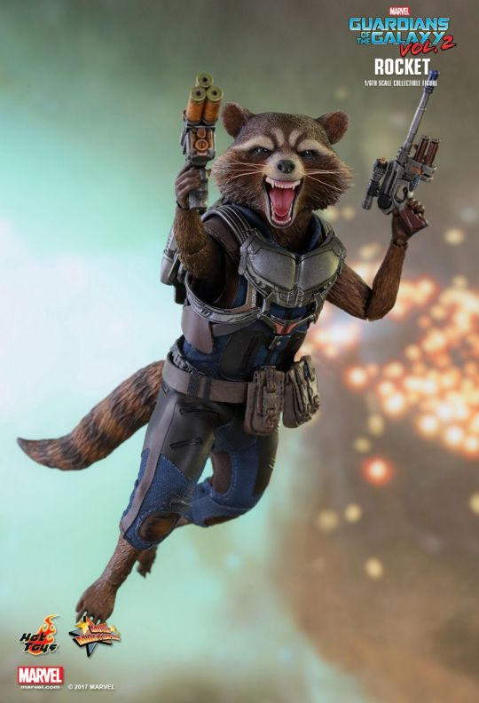 Guardians Of The Galaxy Vol. 2 - Rocket