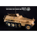 Sd.Kfz.250-1 couleur sable