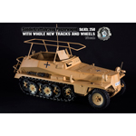 Sd.Kfz.250-3 couleur sable