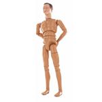 John Colman nude body