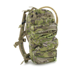 Combat sustainment pack with hydratation kit