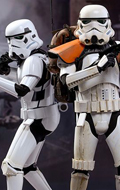 Pack Rogue One : A Star Wars Story - Stormtrooper Jedha Patrol (TK-14057) & Stormtrooper