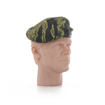 US NAVY SEAL Tiger Stripes camo beret