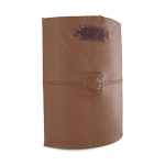 Shield with Leather protection - Scutum (Plastic + Leather)