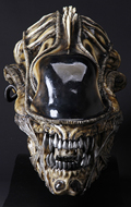 Aliens - Alien Warrior Life-Size Head Props Replica