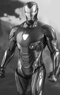 Avengers : Infinity War - Iron Man Mark L Diecast