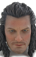 Luke Evans Headsculpt