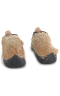 Fur Shoes (Beige)