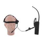 MBITR AN/PRC-148 Radio with Headset (Black)