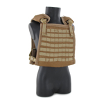 MBSS Plate Carrier Harness (Tan)