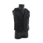 Gilet de costume (Noir)