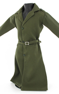 Trench Coat (Olive Drab)