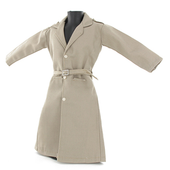 Trench Coat (Beige)