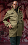 Male civilian light brown set with figure