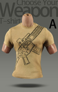T-shirt arme (Type A)