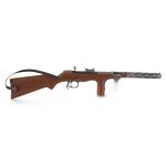 Pistolet mitrailleur ERMA Vollmer (Marron)