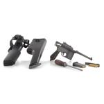 Pistolet C96 avec holster (Gris)