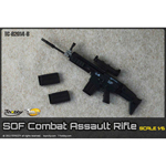 SOF Combat Assault Rifle Set (Noir)