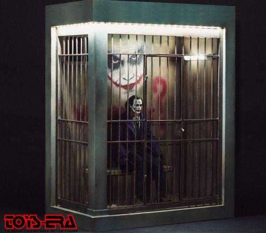 Joker Jail Joker Graphic Version Machinegun
