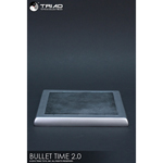Stand carré Bullet Time 2.0 (Argent)