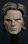 Headsculpt Richard Dean Anderson