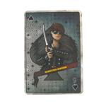 Spade 6 Ada Card