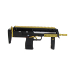 HK MP7 Submachine Gun (Gold)