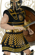 Set Greek Hoplite 2.0 (Type A)
