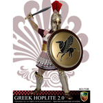 Set Greek Hoplite 2.0 (Type B)