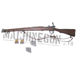 SMLE No 1 Mk3 rifle w/ 2 magazine & 2 bullets clips