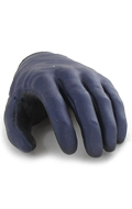 Gloved Left Hand (Purple)