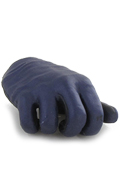 Gloved Right Hand (Purple)