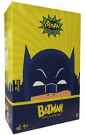 Batman 1966 Empty Box