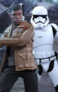 Star Wars : The Force Awakens - Finn & First Order Riot Control Stormtrooper Pack