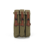 MP40 Magazines Left Pouch (Olive Drab)