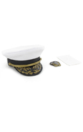US Navy parade hat