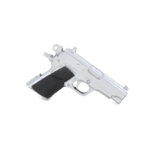 Colt 45 with Holster (Silver)