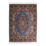 20x30cm Real Woven Carpet (Brown)