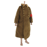 NSDAP brown coat